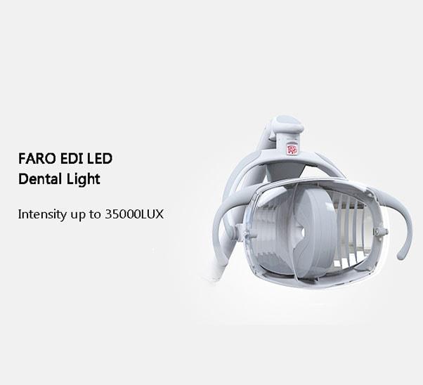 Faro edi led dental light img