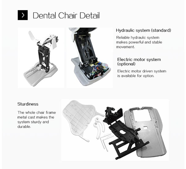 dental chair detail 3