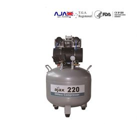 Ajax220 Oilless Compressor img 1