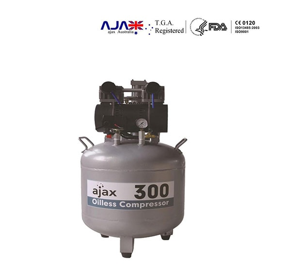 Ajax300 Oilless Compressor img 1