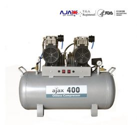 Ajax400 Oilless Compressor img 1