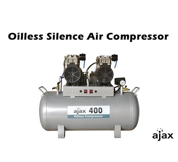 Ajax400 Oilless Compressor img 2