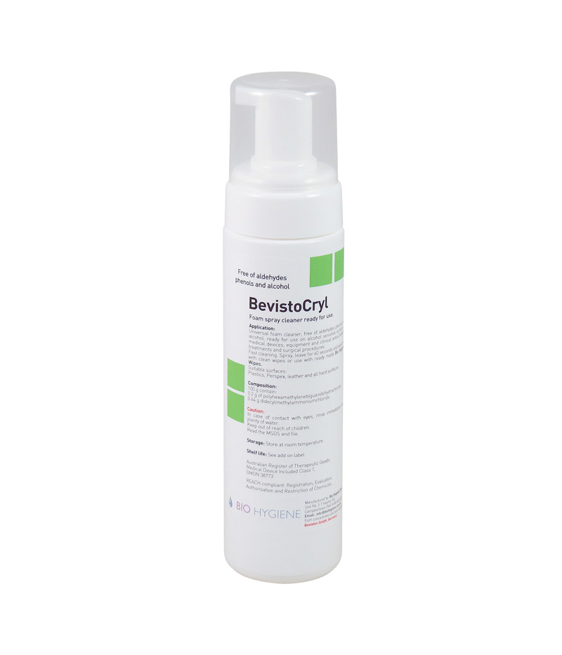 Bevistocryl Foam Spray Big Picture