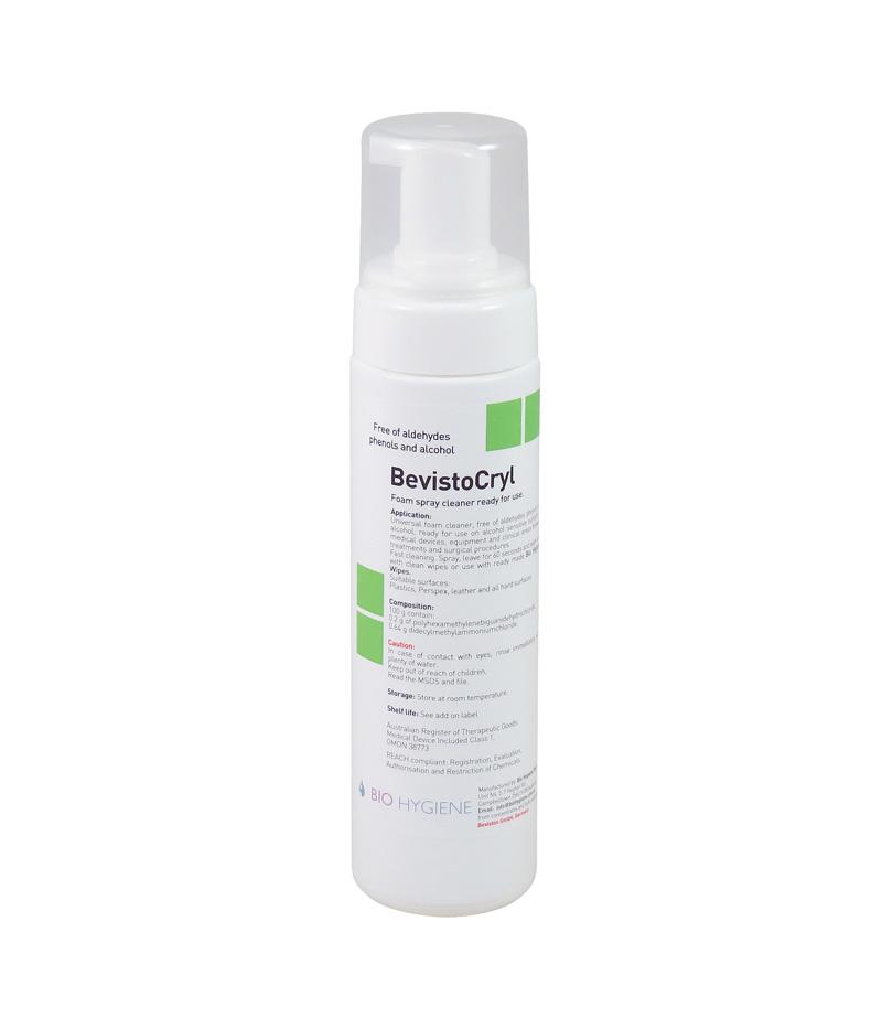 Bevistocryl Foam Spray Big Picture
