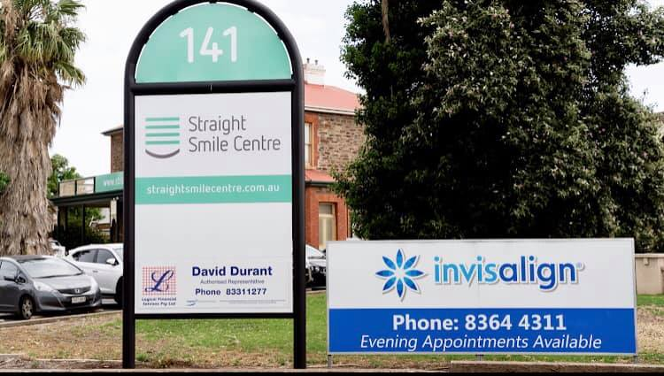 Straight Smile Centre at Adelaide